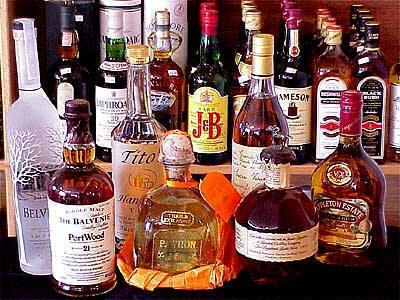 Совмещение тержинана и алкоголя
