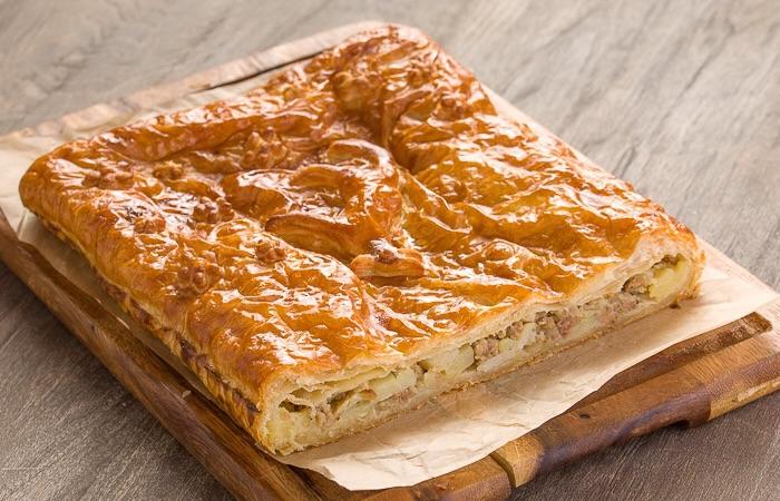 начинка для пирогов из фарша и картошки